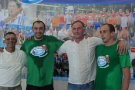 Виктор Никоненко:«Мы с братом - фанаты Смоленска и волейбола»