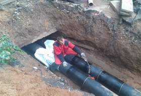 Горячую воду жителям улицы Марины Расковой в Смоленске дадут в срок