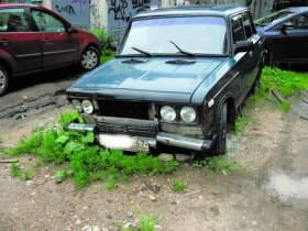 Все машины попадают... в рай, или Как в Смоленске утилизировать автомобиль?