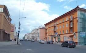 Улицу Большая Советская сдадут в начале августа