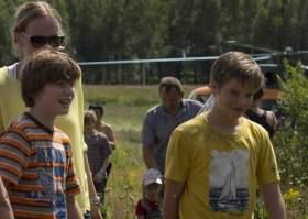 В Смоленской области завершились съемки фильма «День твоего рождения»