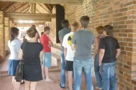 В Смоленске провели экскурсию для несовершеннолетних правонарушителей