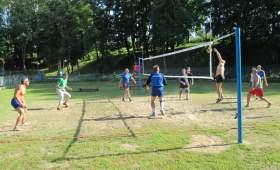 Парковый волейбол вернулся в Смоленск