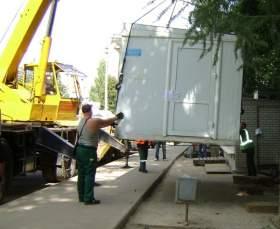 В Смоленске продолжают демонтаж незаконно установленных ларьков