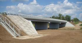 Мост через Сож сдан