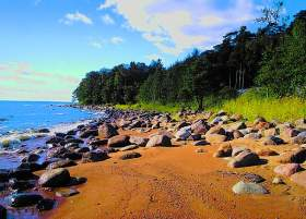 Автостопом до Финского залива