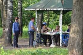 Полицейская зачистка