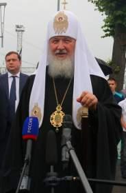 Визит патриарха в Смоленскую область сдвигается