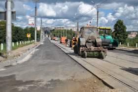 Мост на улице Дзержинского в срок не открыли