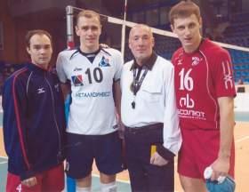 Виктор Погорелый: В Смоленске волейбол был, есть и будет!