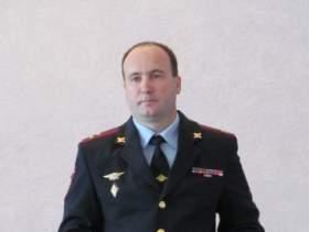 В Холм - Жирковском районе назначили нового начальника полиции