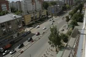 Улицу Кирова в Смоленске расширили и обезопасили