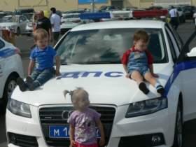 В Смоленской области проводится мероприятие «Внимание - дети!»