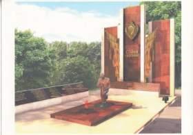 В Смоленске установят памятник погибшим сотрудникам ОВД