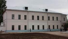 В Смоленске завершили реставрацию консистории