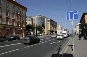 Борьба с пробками в Смоленске продолжается