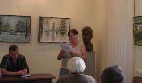 Вяземская поэтесса – финалист международного фестиваля