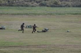 Спецназ «ликвидировал» бандгруппу