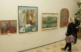 Смоленск: «Разношерстный» вернисаж