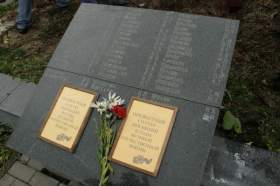 В Смоленской области перезахоронили останки воинов