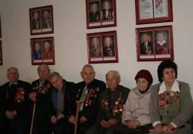 В Десногорске открылась фотовыставка «Лица Победы»