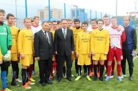 Министр спорта Виталий Мутко: Смоленск стал мощным спортивным центром