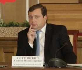 Губернатор Алексей Островский не исключил возможности смены сенатора Мишнева