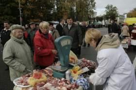 В Смоленске прошла сельскохозяйственная ярмарка
