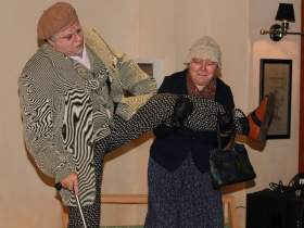 В «Сан-Жаке» подали театральный «Омлет с горчицей»