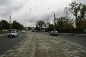 Движение трамваев по улице Дзержинского откроют на следующей неделе