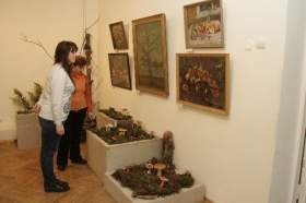 В Смоленске начался грибной вернисаж