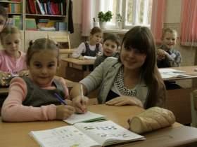 Большой подвиг учителей
