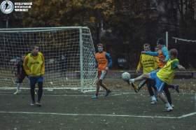 В студенческой футбольной лиге в Смоленске сыграны два тура