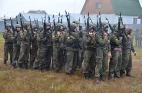 В Смоленской области 35 спецназовцев завоевали право носить краповые береты