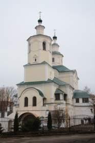 В Смоленске освятили монастырский собор