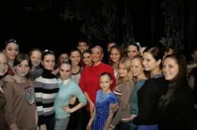 «Анастасия Волочкова - любимым детям»