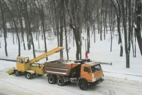 К снегу смоленские коммунальщики готовы