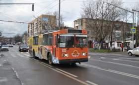 Движение троллейбусов по улице Кирова откроется 29 октября