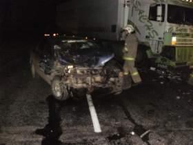 В ДТП в Смоленском районе погиб человек