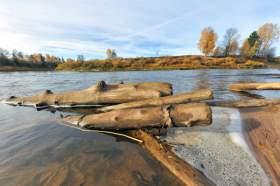 Река исторических сюрпризов