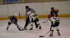 Юные смоленские хоккеисты уступили киевлянам