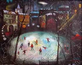Ледяные катки будут в каждом районе Смоленской области