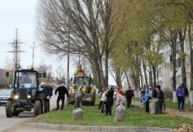 В Десногорске прошел экологический субботник