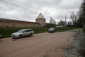В Смоленске близится к завершению реконструкция улицы Тимирязева