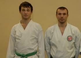 Смоленские каратисты выиграли две «бронзы» Кубка России