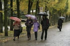 В выходные в Смоленской области ожидается мокрый снег