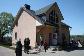 При церкви Михаила Архангела в Смоленске открылись ясли