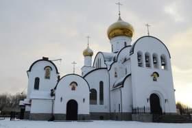В Вяземском районе освятили храм