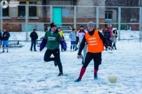 Чемпионские страсти в студенческой лиге в Смоленске