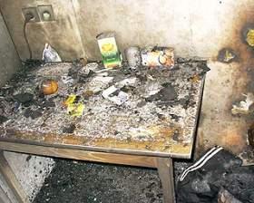 В Смоленске из-за пожара эвакуировали людей